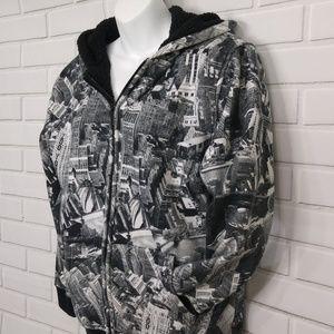 Zoo York Street Wear Full Zip Hoodie Hoody 18-20